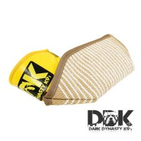 'The Pit Boss' Bite Protective Sleeve with Jute Cover
